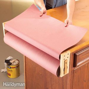 Rosin Paper Workbench Cover
