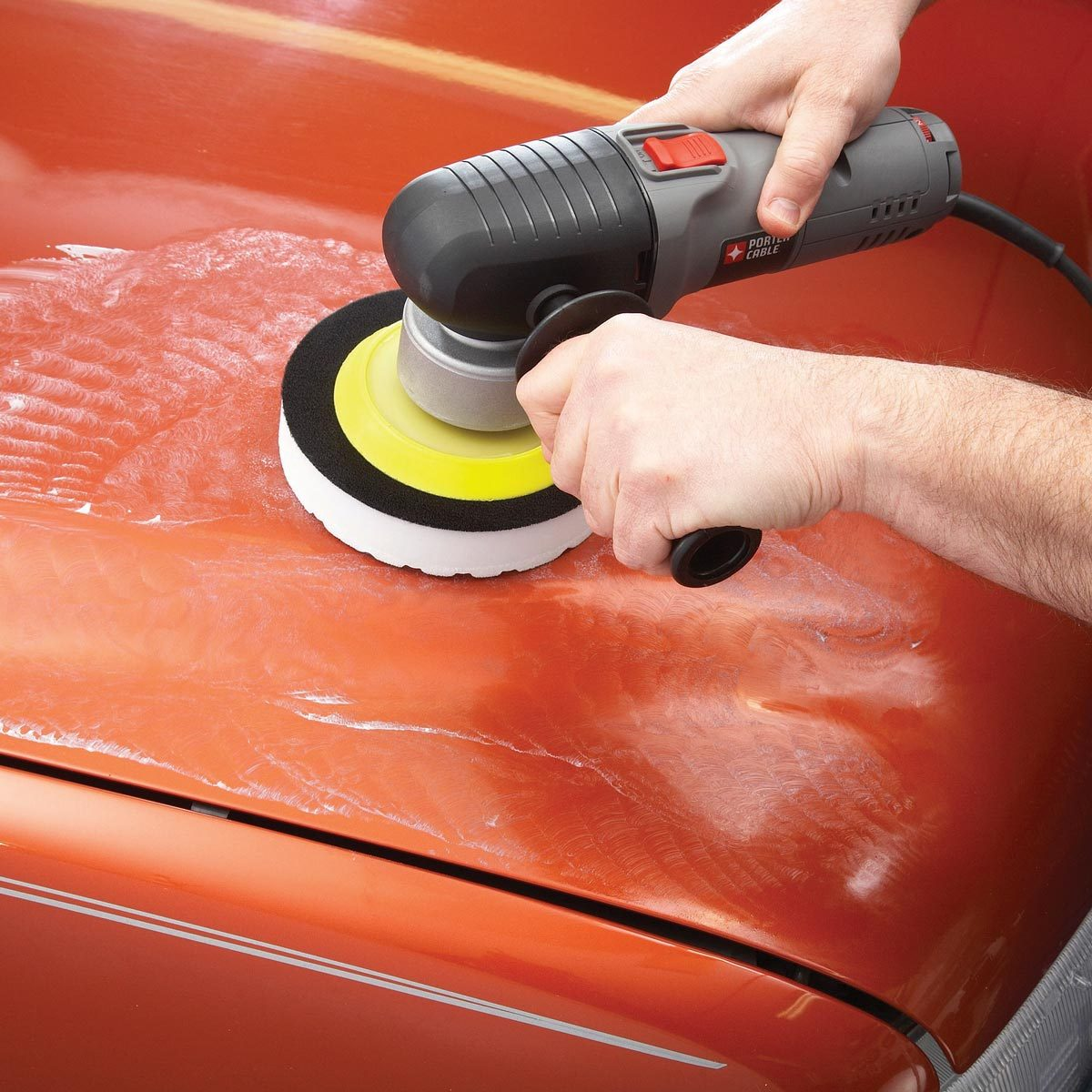 Best Way to Clean a Car: Polish the Finish