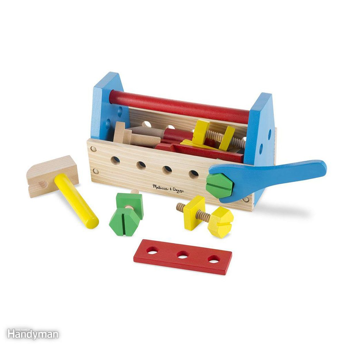 Toolbox for tykes
