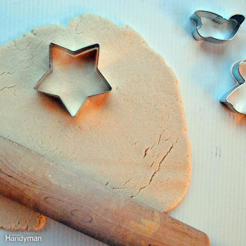 Make the Salt Dough