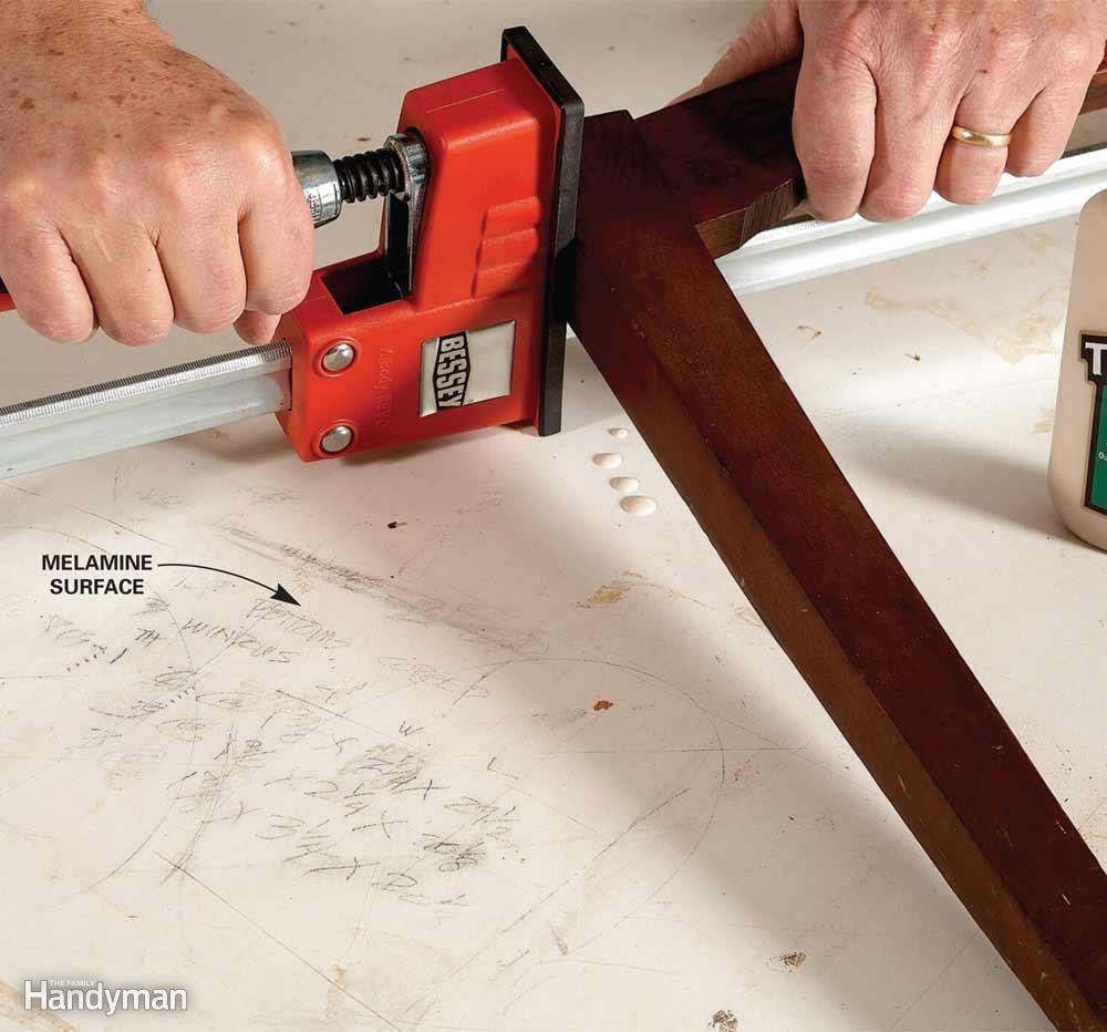 Melamine Workbench Topper