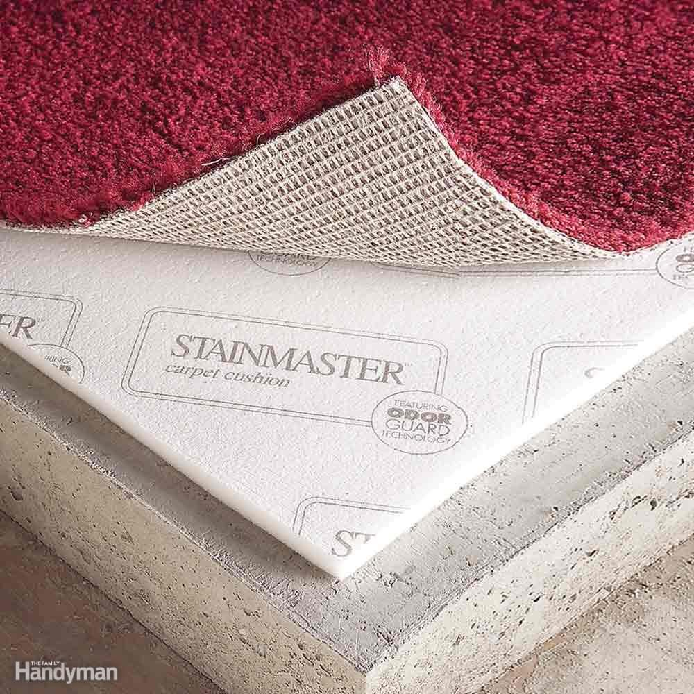 Buy the Right Carpet Pad