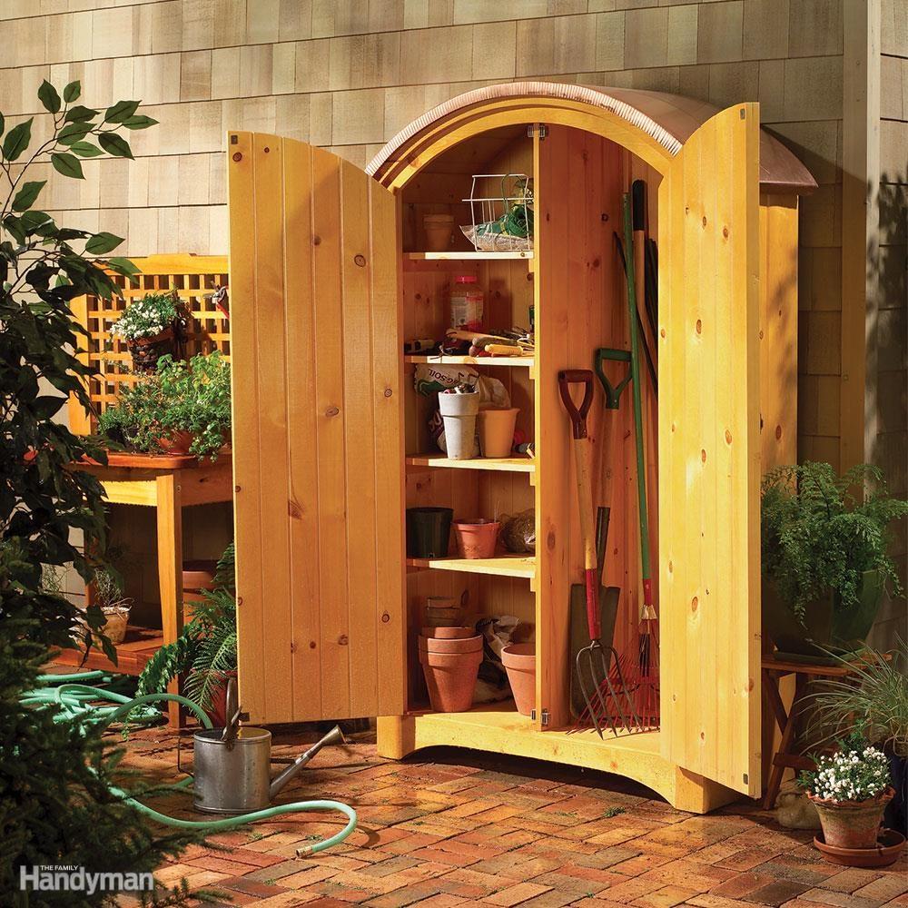 Add Outdoor Storage