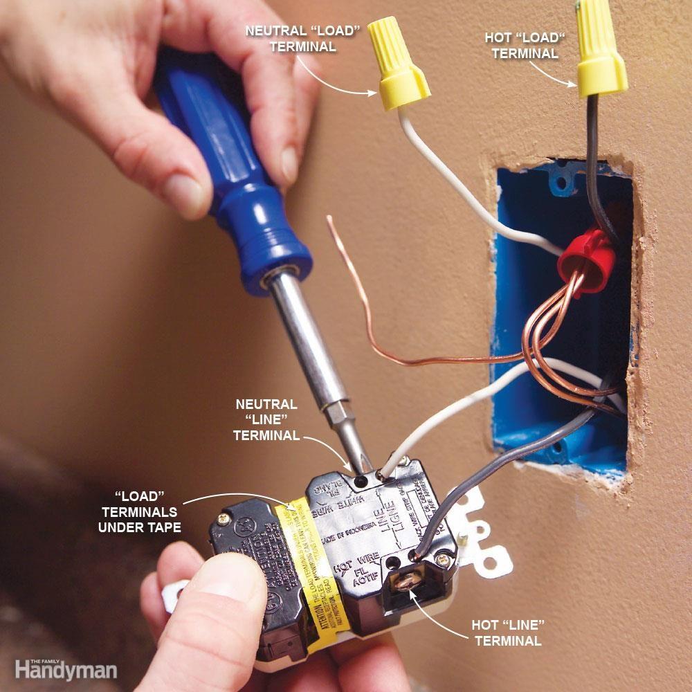 Mistake 10: Wiring a GFCI Backward