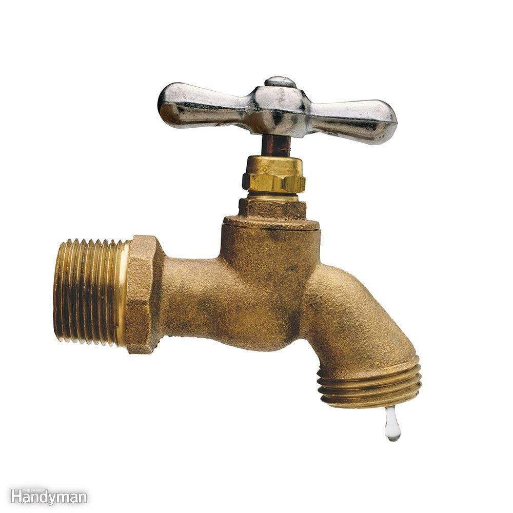 Buy extra plumbing parts