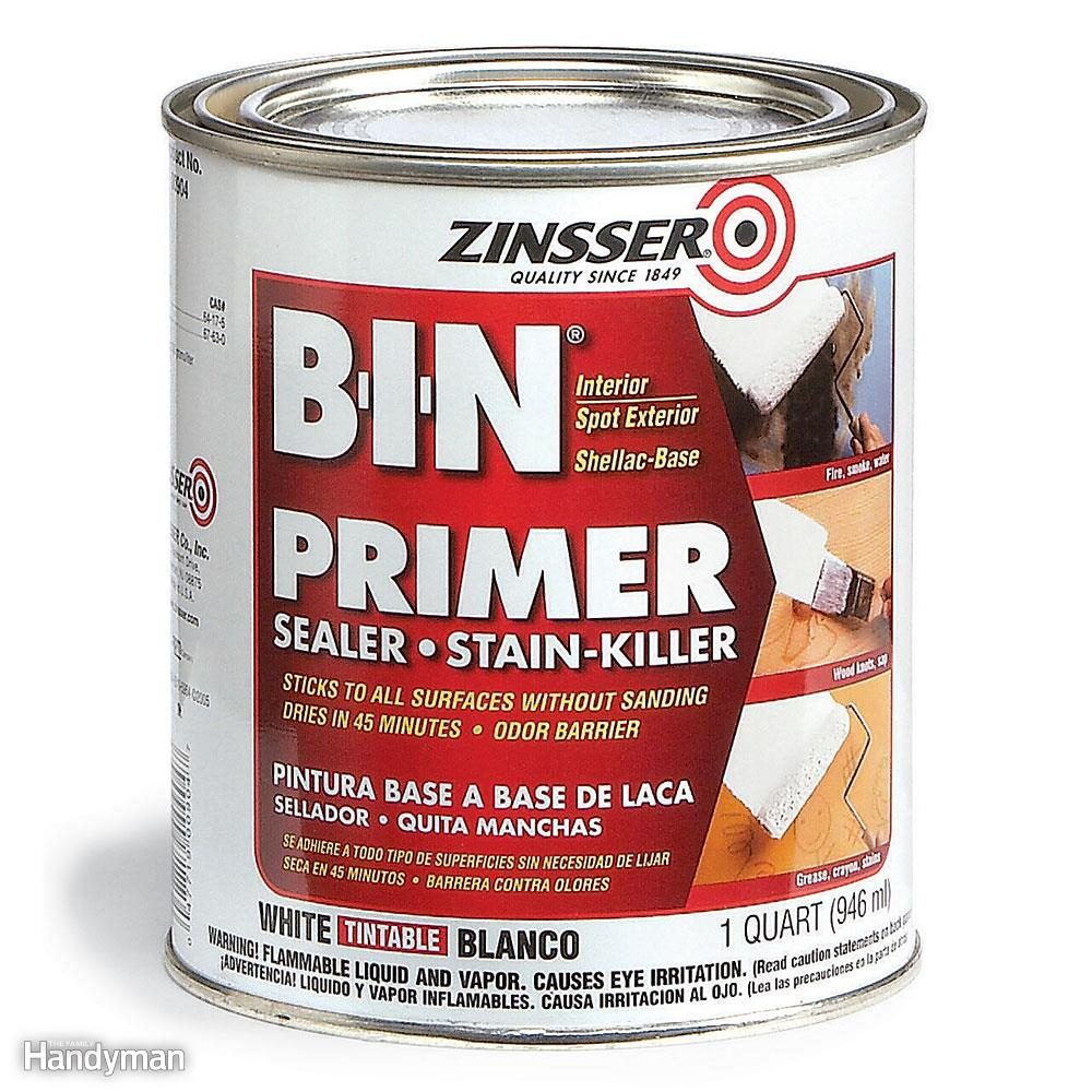 Stain-Blocking Primer