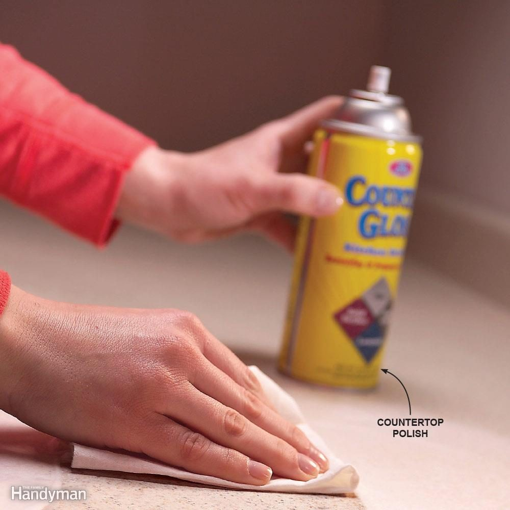 Stop Countertop Stains