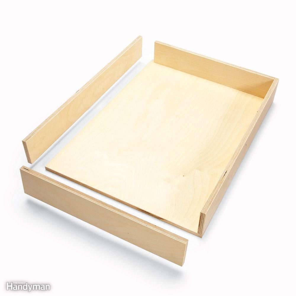 Keep Drawer Boxes Simple