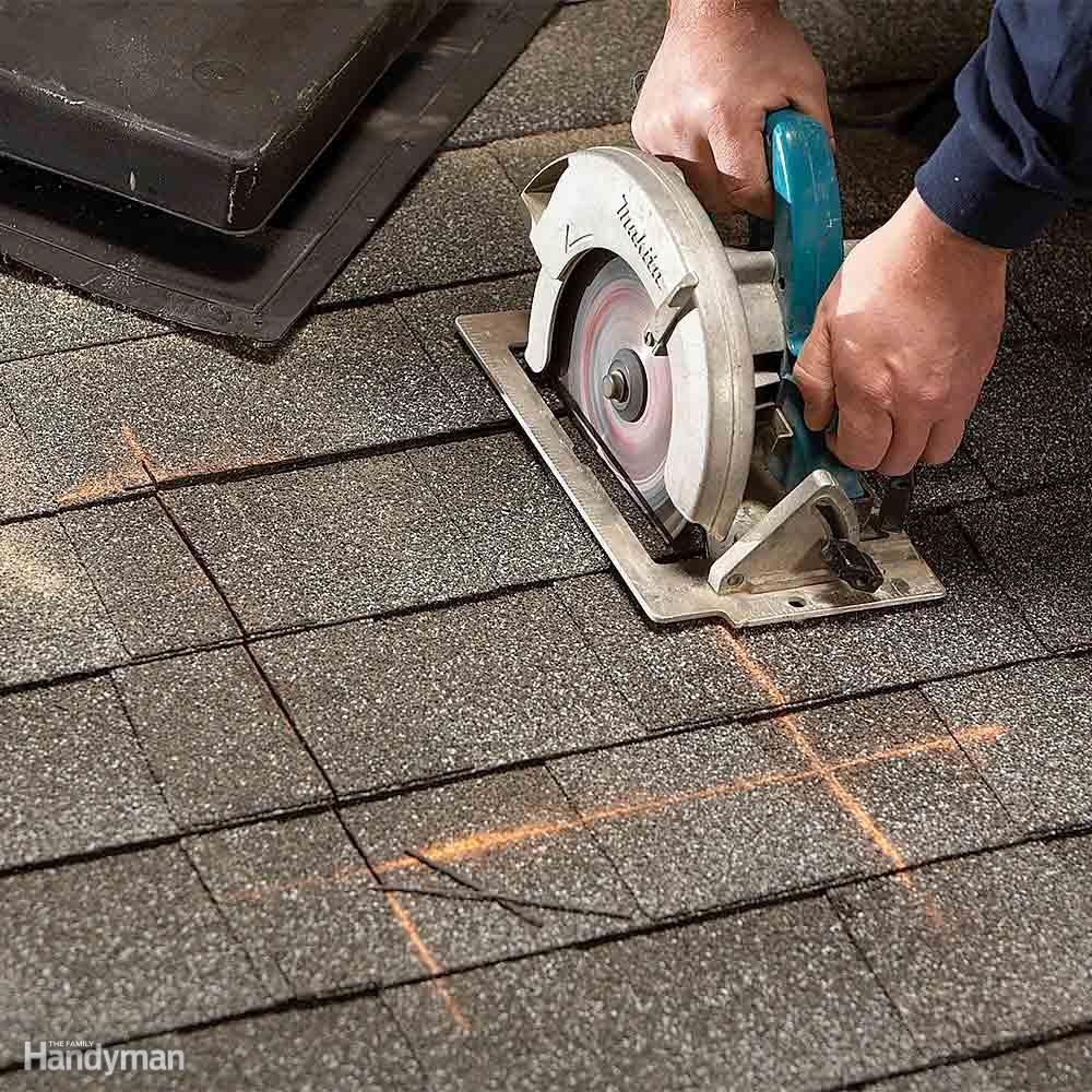 One-Step Roof Cuts