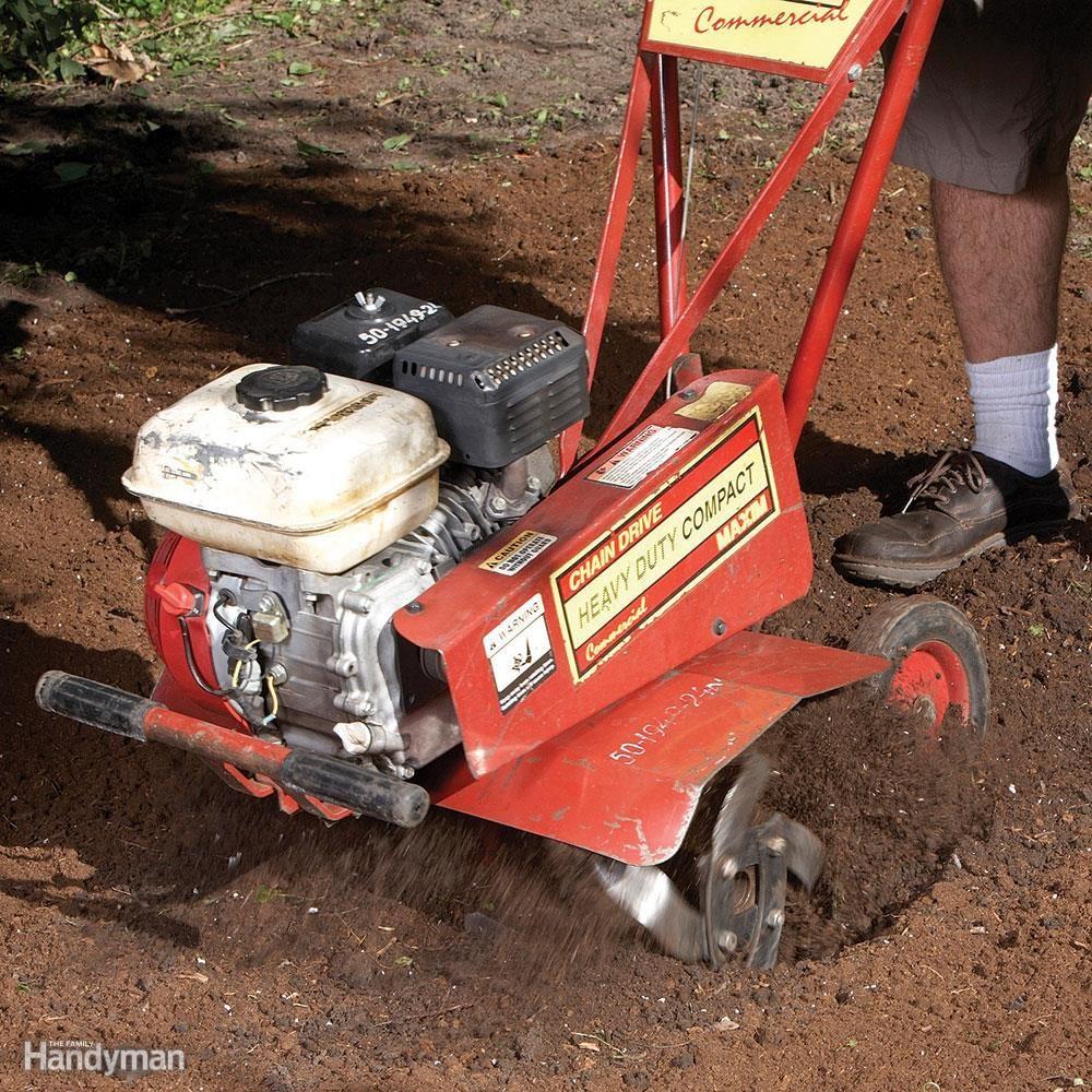 Step 4: Improve the soil