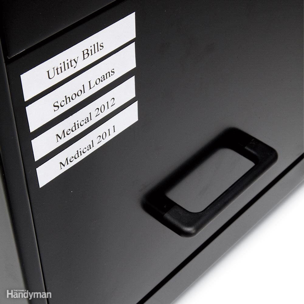 Printable Magnetic Labels
