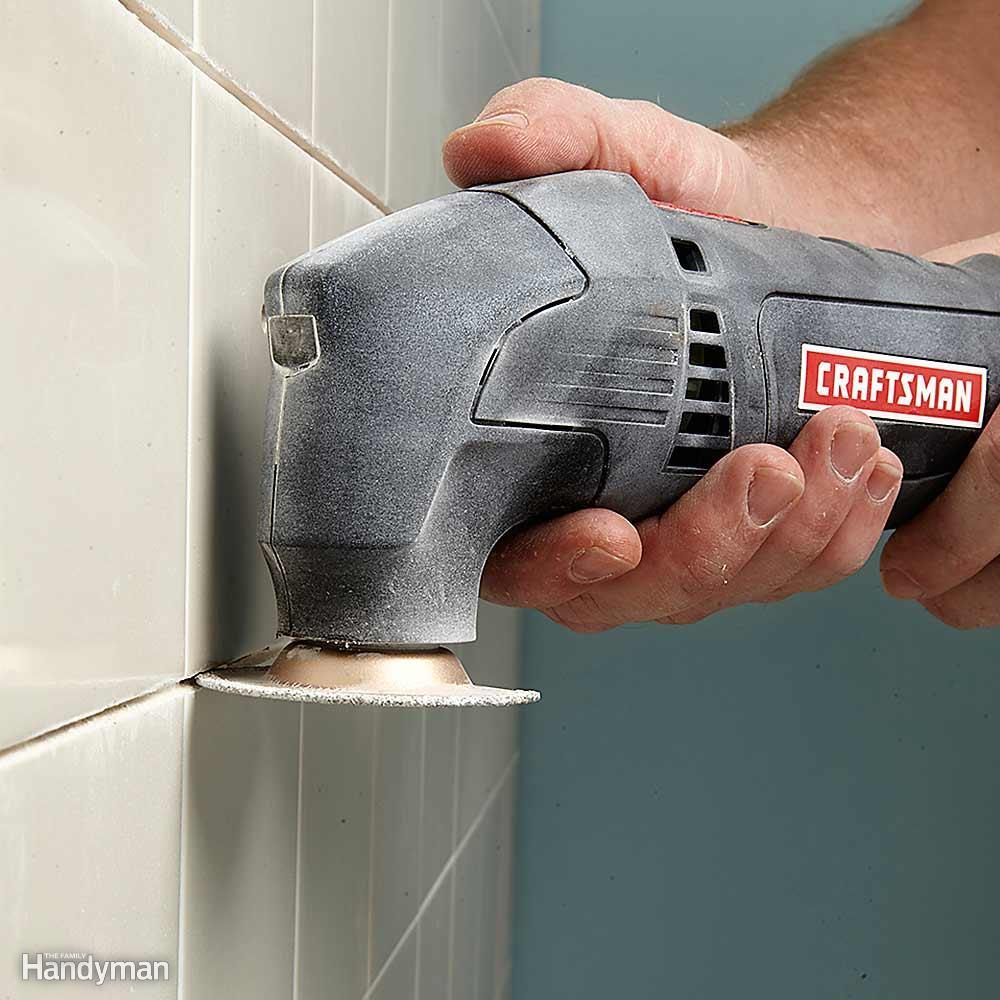 Great for Grout Removal