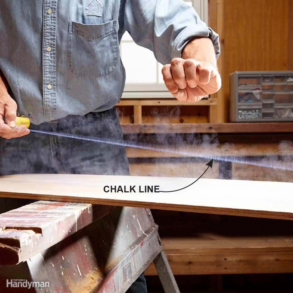 Sharper Chalk Lines