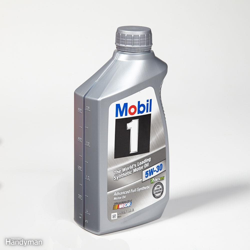 Switch to Synthetic Oil for Easier Starting