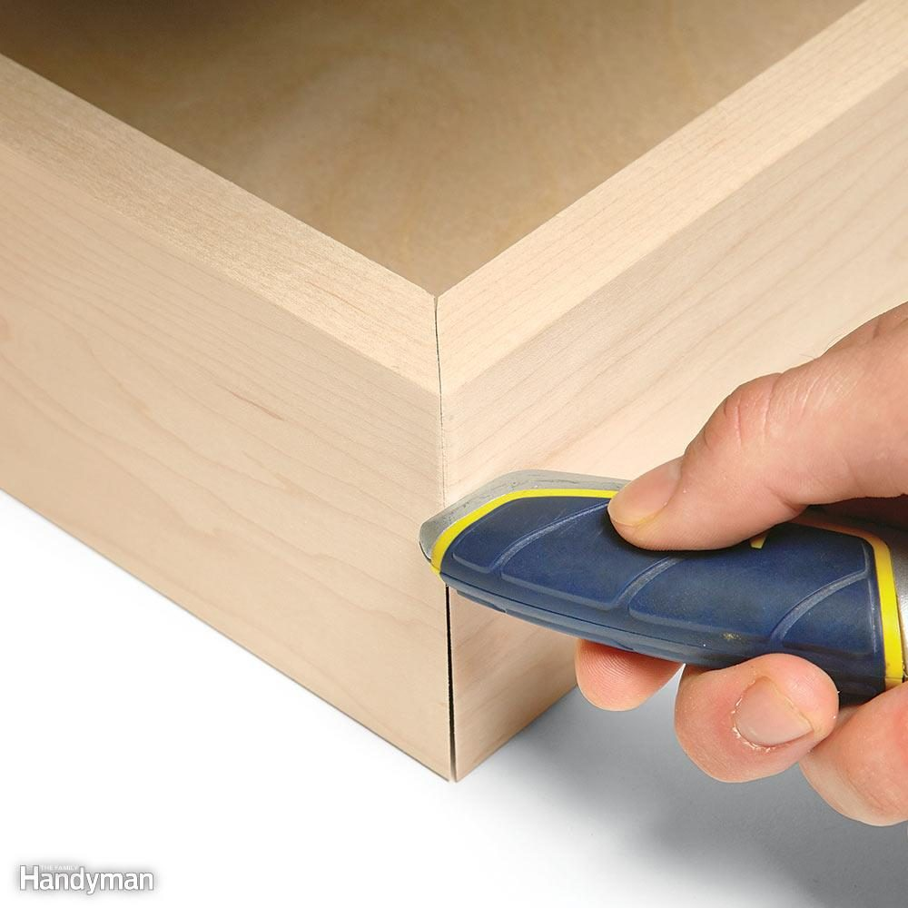 Miters: Close Ugly Gaps