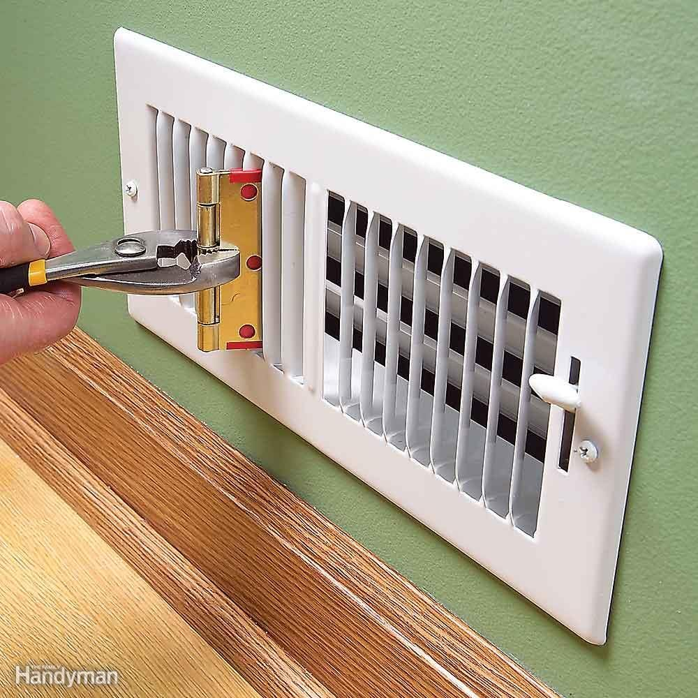 Whistling Duct Grilles