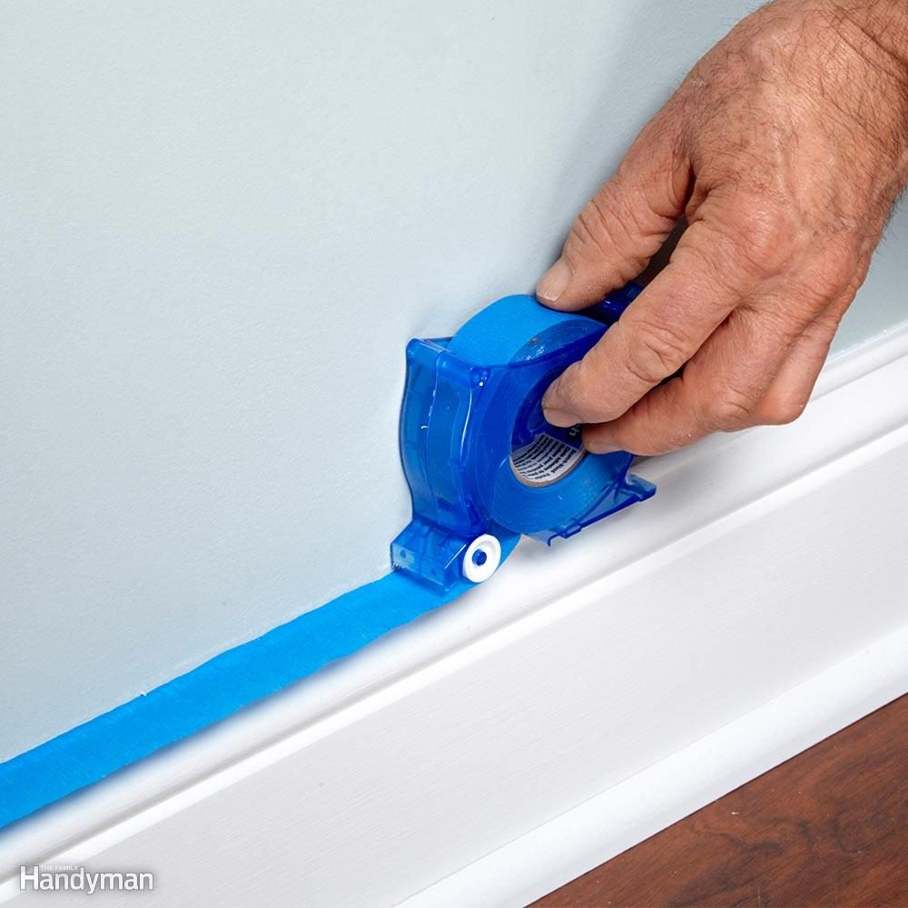Speed Up Painting Prep with a Painter's Tape Applicator