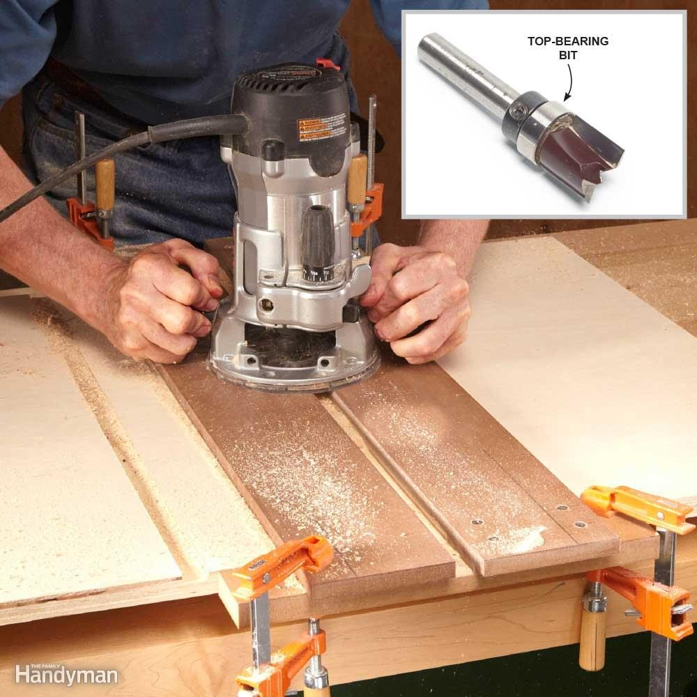 Jig for Routing Dadoes
