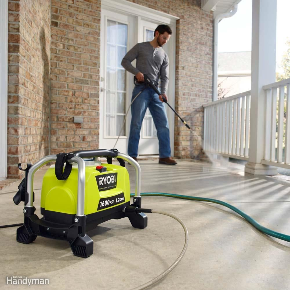 A Better (Not Bigger) Pressure Washer