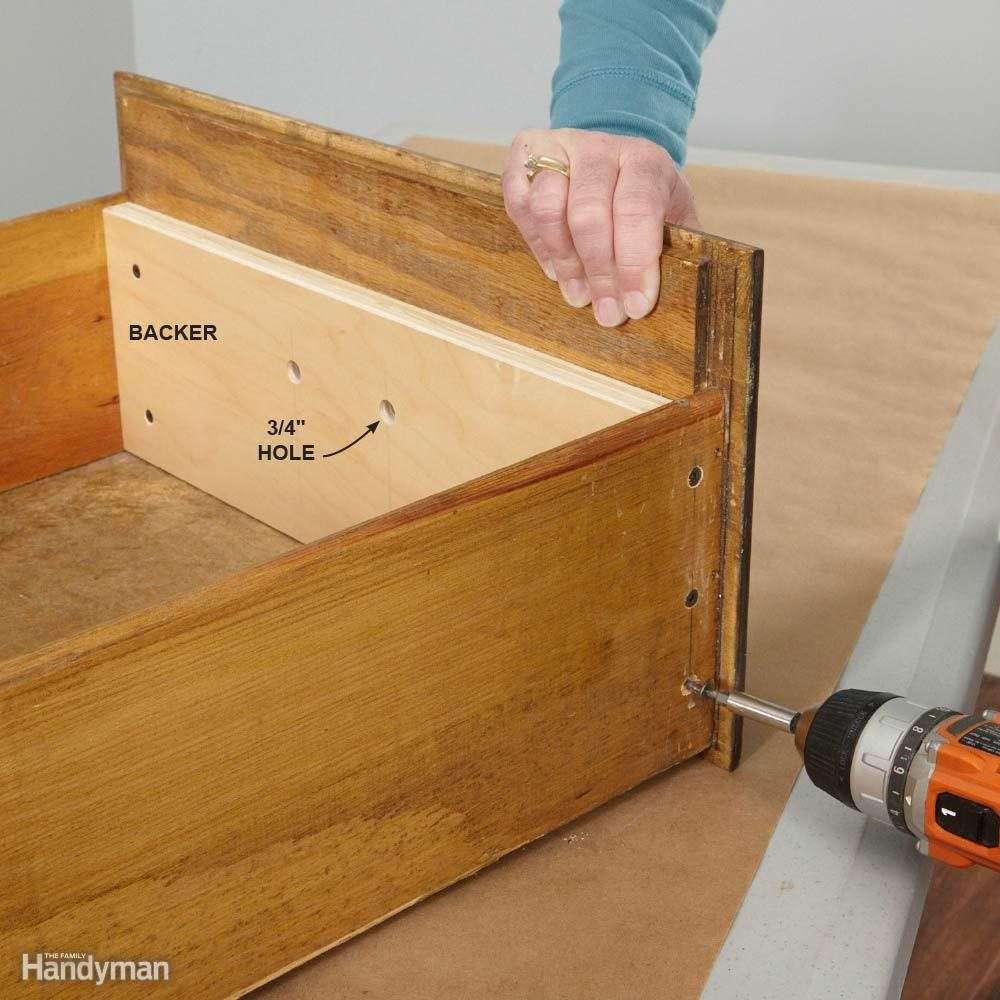 Rescue a Drawer
