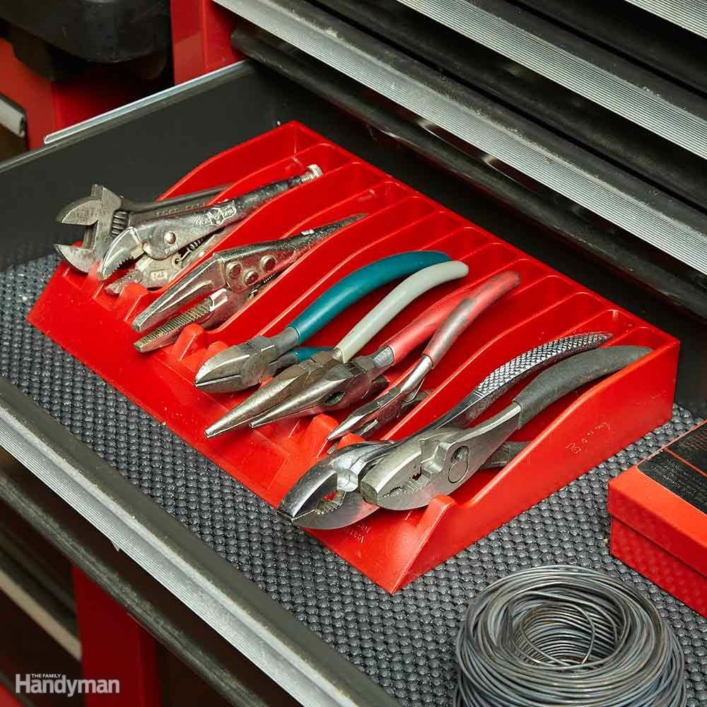 Pliers/Wrench Rack