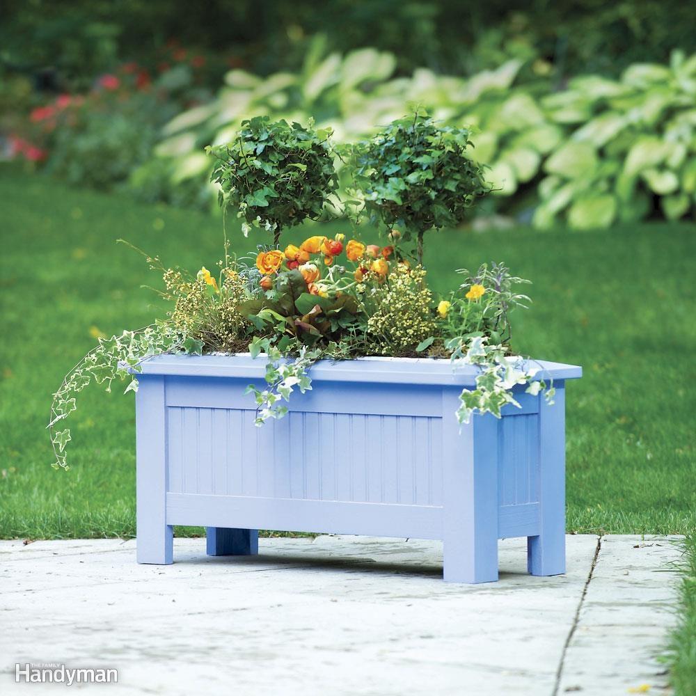 Three-Season Planter Box