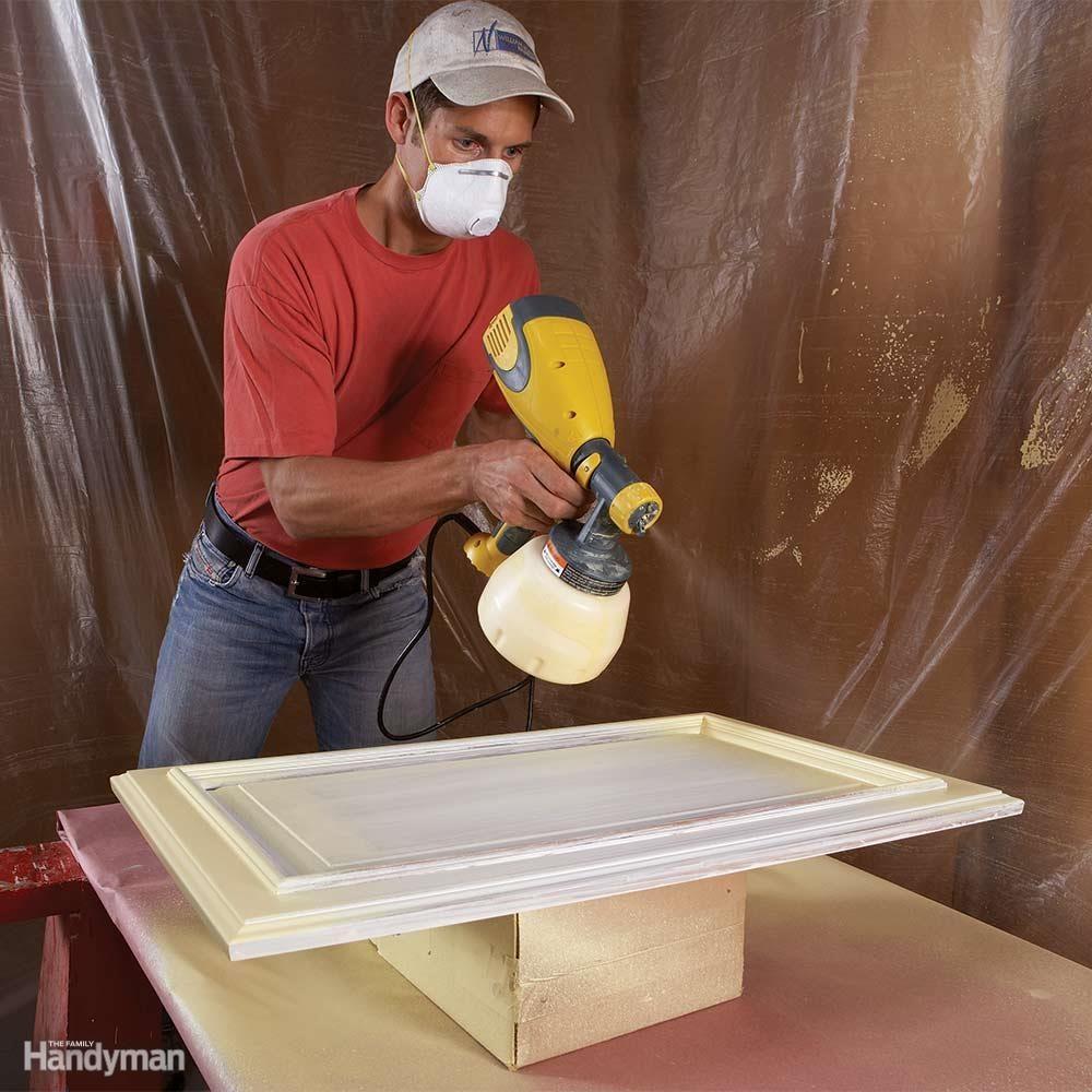Consider Spray-Painting the Doors