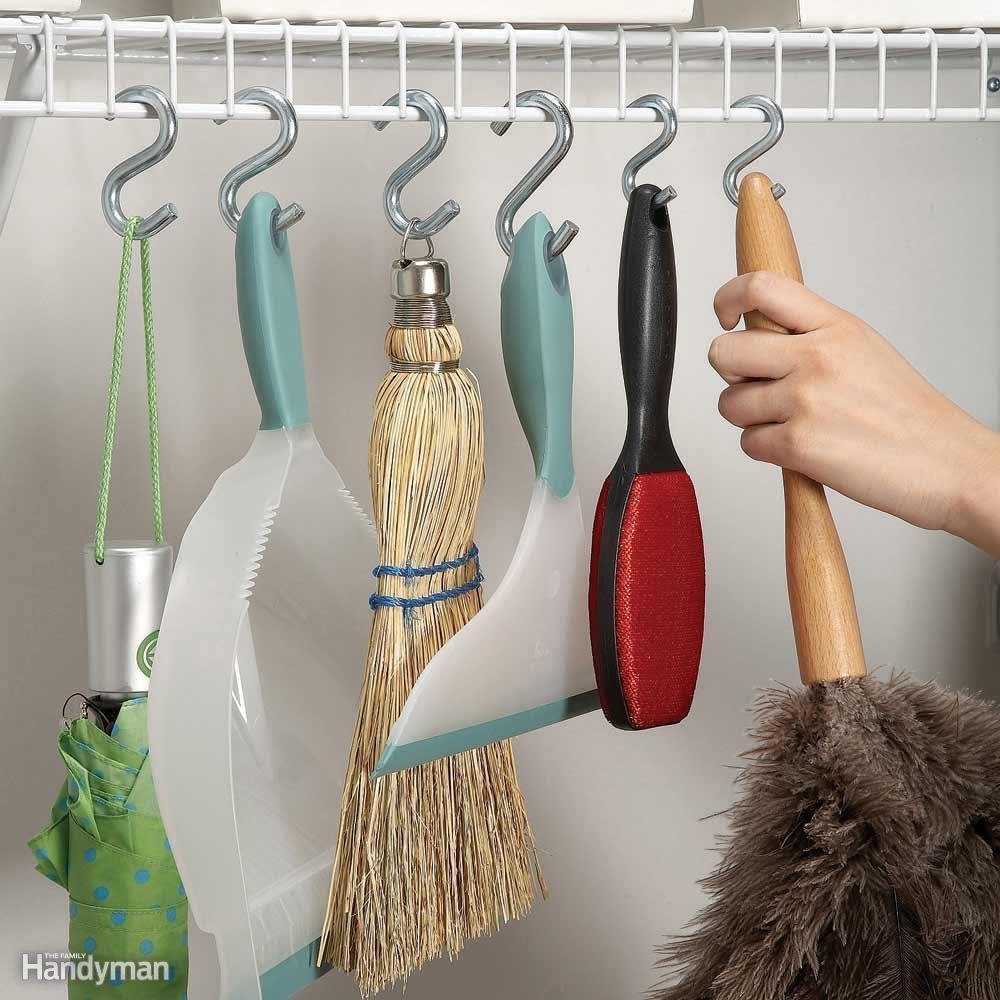 S-Hook Hang-Up