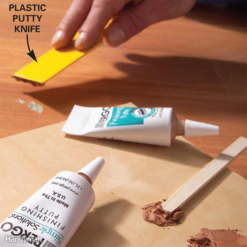 Blend Fillers to Patch Laminate