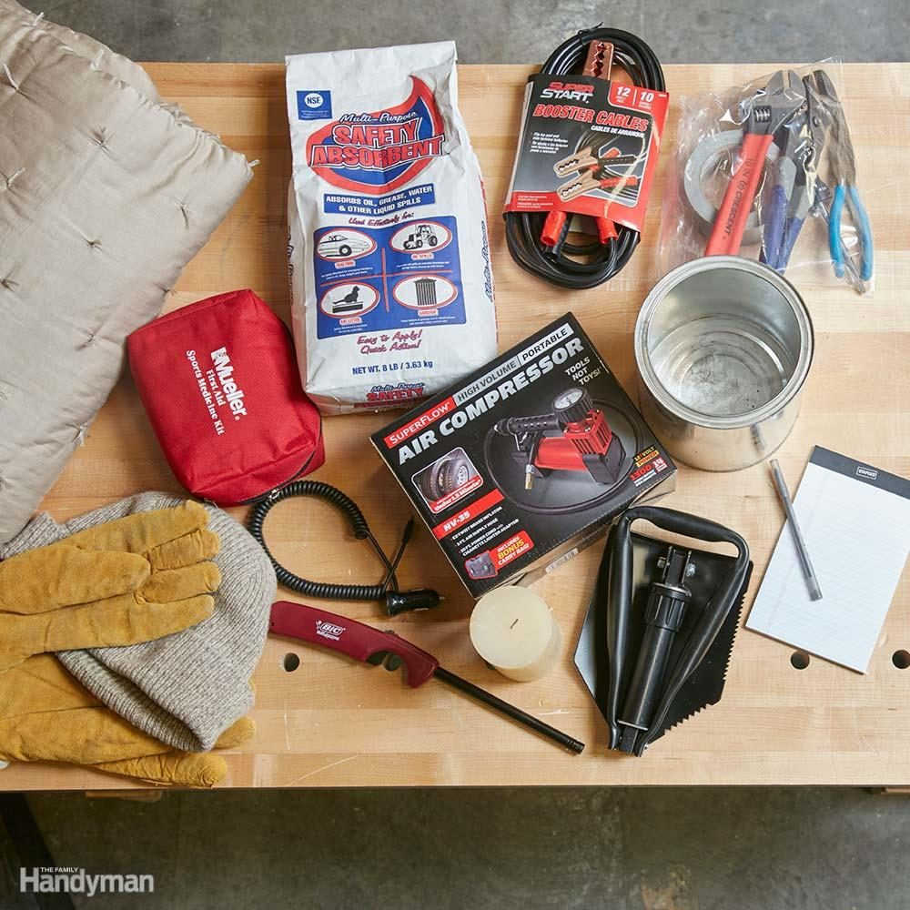 Build Your Own Winter Survival Kit