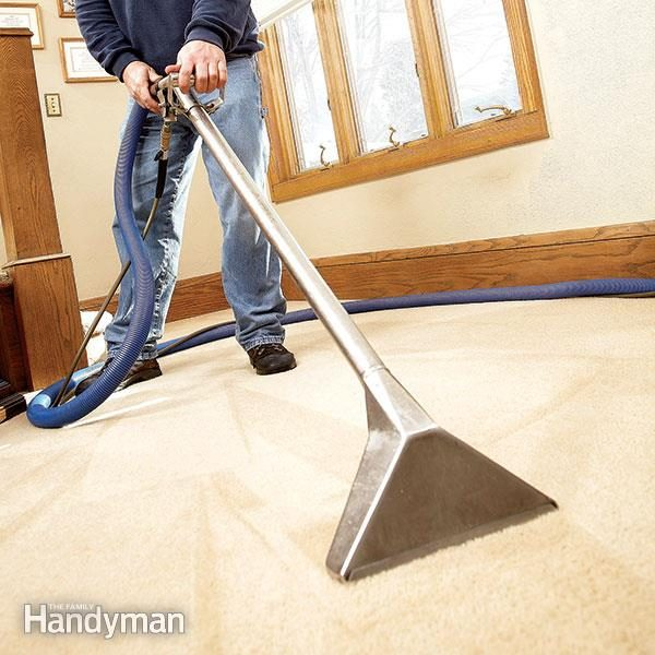 Cleaning Carpet Flooring