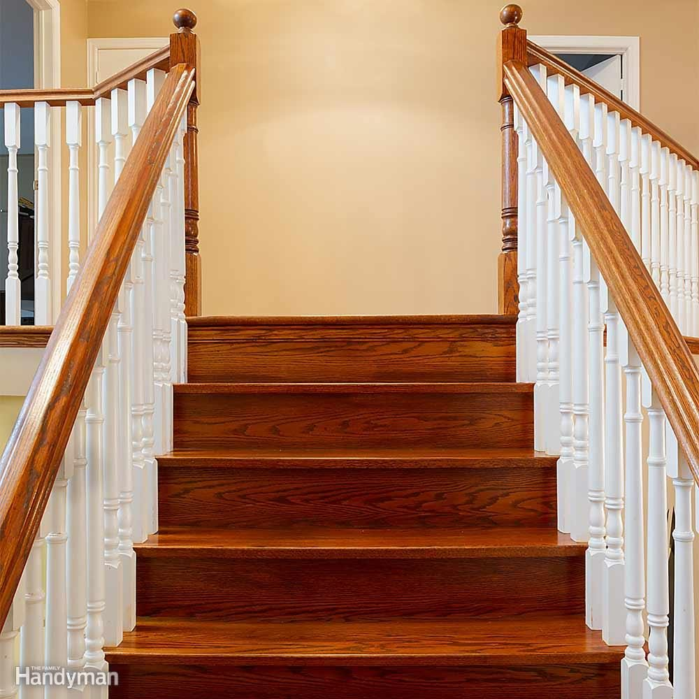 False Stair Tread