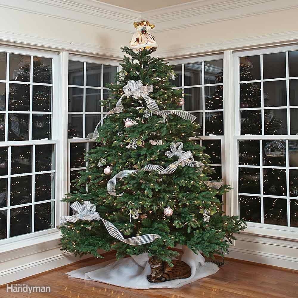 Cat-Proof Christmas Tree