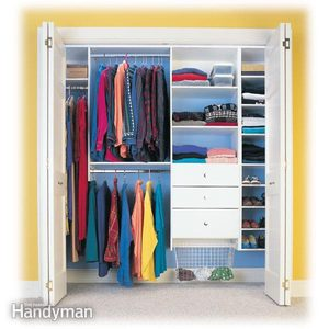 How to Organize Your Closet: Custom Designed Closet Storage