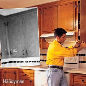 How to Refresh Kitchen Cabinets