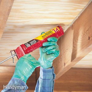 How to Repair a Squeaky Floor