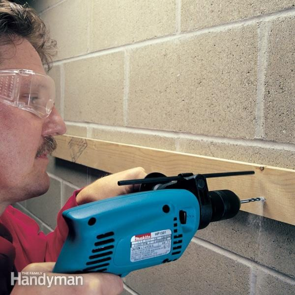 masonry screws