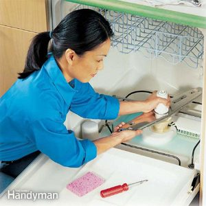 Dishwasher Repair and Maintenance