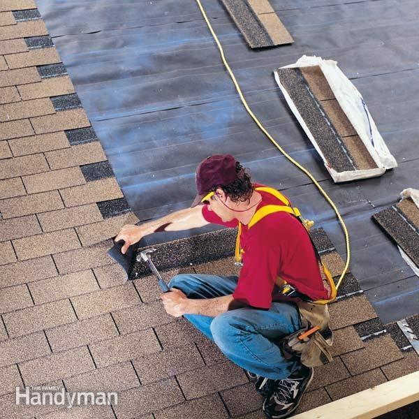how to shingle a roof how to install shingles how to lay shingles