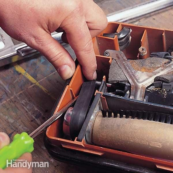 How to Replace a Vacuum Cleaner Belt