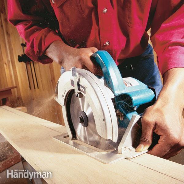 circular saw rip guide