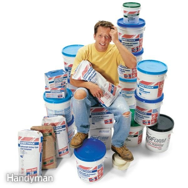drywall compound