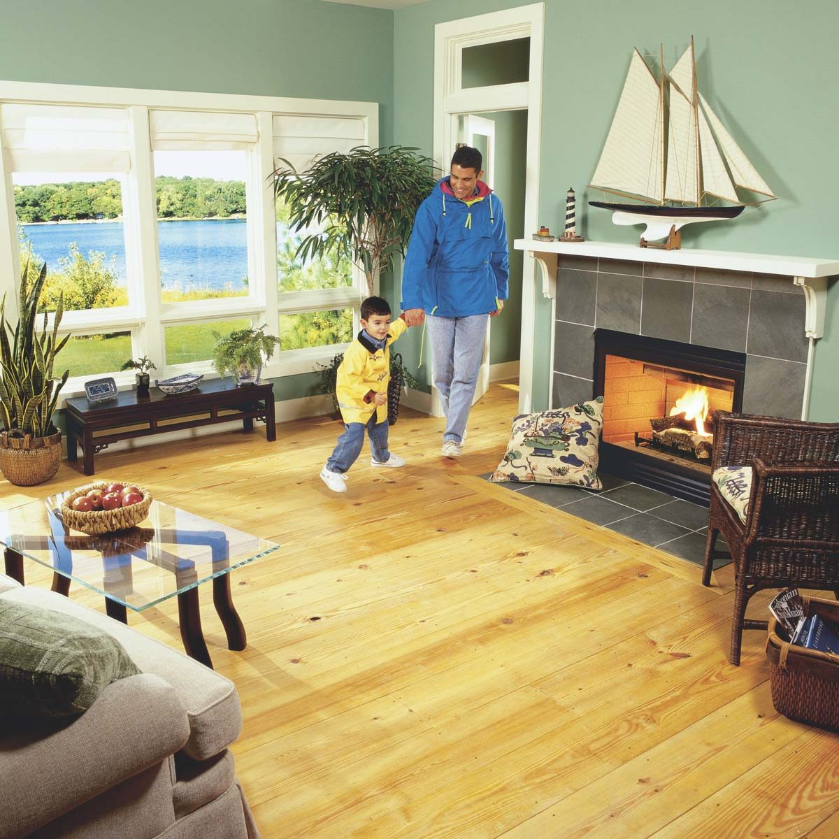 how to install tongue and groove flooring