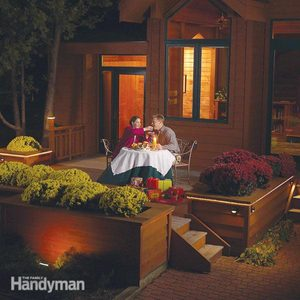 How to Install Deck Lighting
