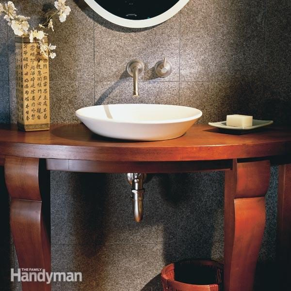 elegant small bathrooms