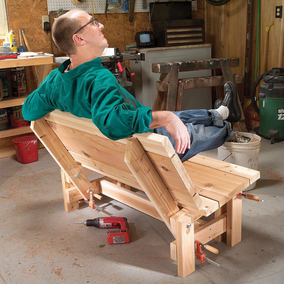 Make a Bench