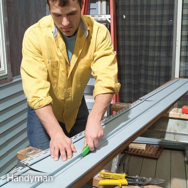 vinyl siding installation installing vinyl siding