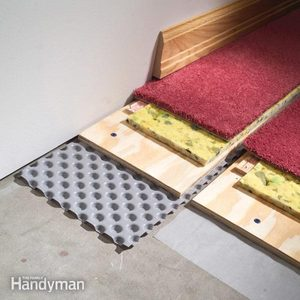 How to Carpet a Basement Floor