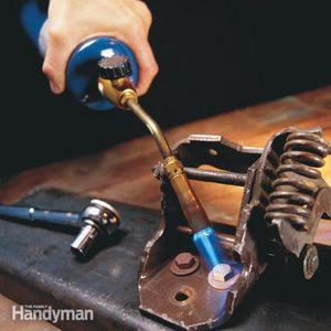 Tips for Loosening Nuts, Bolts and Screws