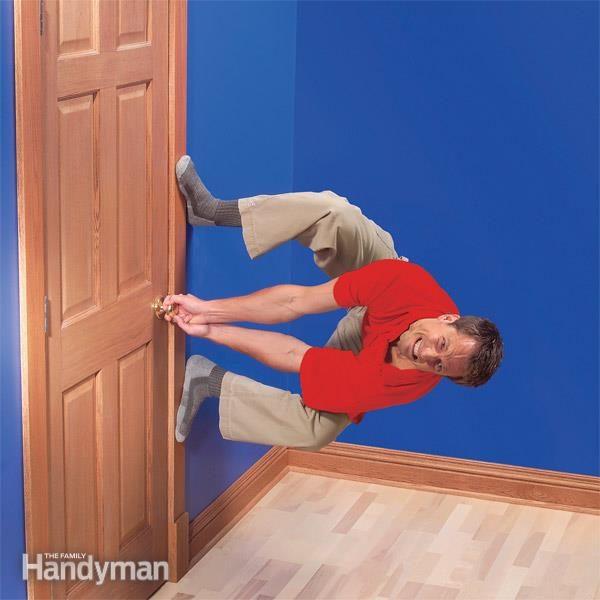 Fix Sagging or Sticking Doors